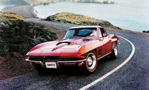 1967 Corvette Sting Ray
