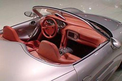 1993 Porsche Boxer