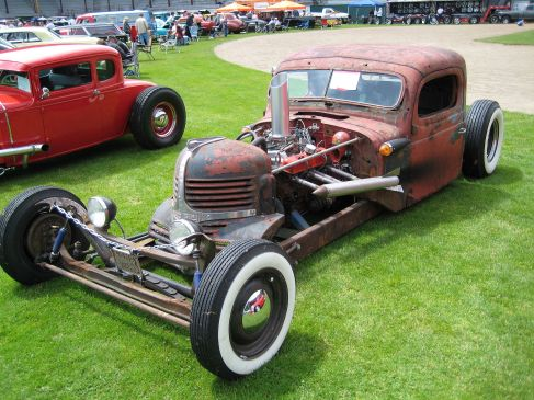 Rat Rods: The Hot Rod World's Dodge