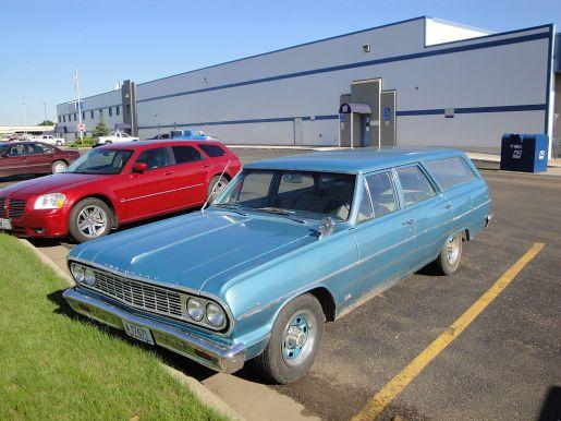 64 Chevrolet Chevelle 300