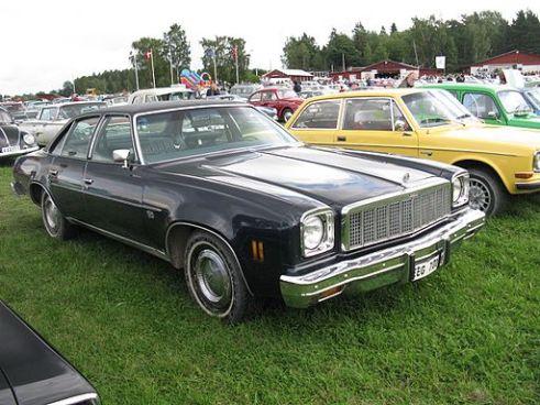 1975 Chevelle Malibu