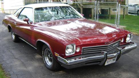 1973 Buick Century GS