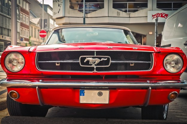 Classic Ford Muscle Cars