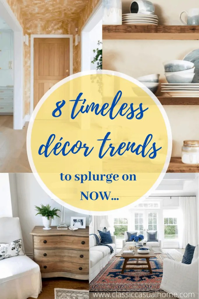 Mary Ann Pickett's Decor Trends