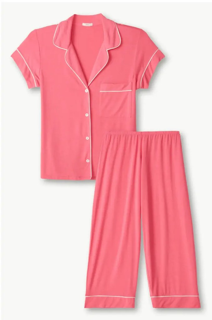 Pajamas as a Mother's Day gift