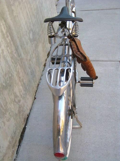 monark silverking bicycle