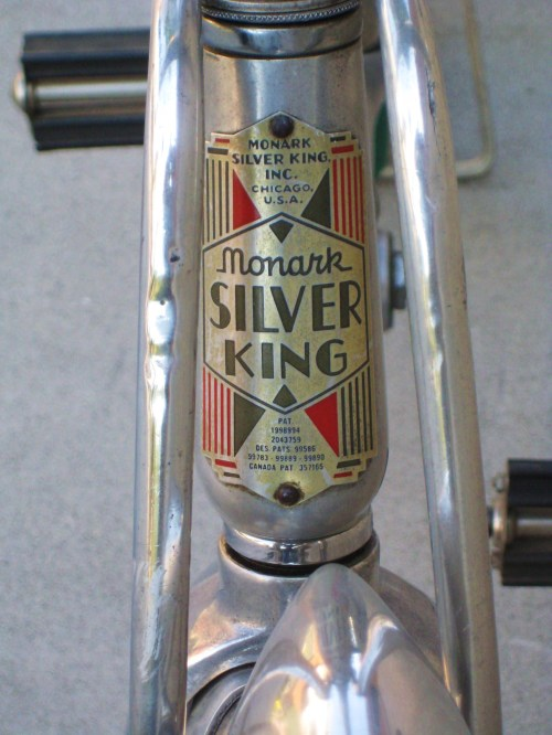 monark silverking