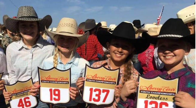 Sherry Cervi West Coast Youth Championships | Classic Equine