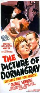 1945 the picture of dorian gray