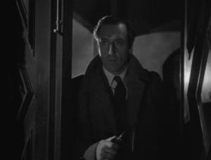 house of fear with basil rathbone