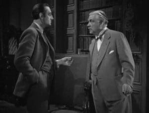house of fear with basil rathbone, nigel bruce,