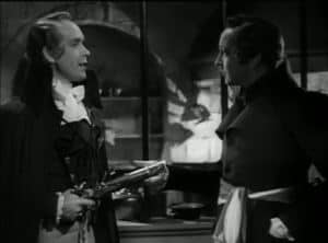 Return of the Scarlet Pimpernel Francis Lister and Barry Barnes