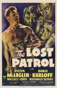lost patrol 1934