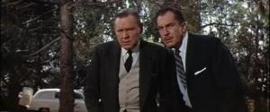 the fly 1958 vincent price and herbert marshall
