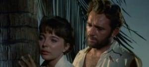 Sea Wife 1957 Richard Burton and Joan Collins