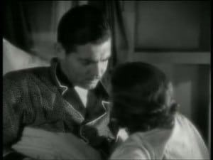 It Happened One Night 1934 Clark Gable and Claudette Colbert 2
