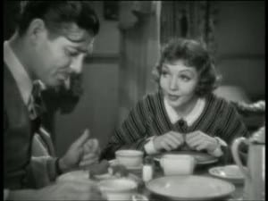 It Happened One Night 1934 Clark Gable and Claudette Colbert 4