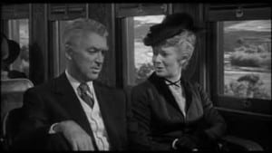 Man Who Shot Liberty Valance 1962 Vera Miles and Jimmy Stewart