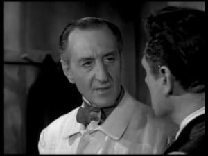 The Black Sleep 1956 Basil Rathbone