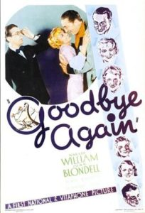 1933 goodbye again