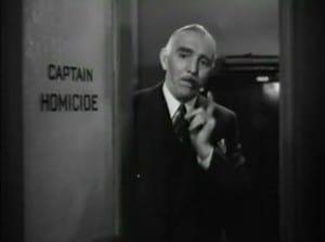 1939 The Amazing Mr. Williams Clarence Kolb