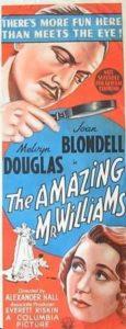 1939 the amazing mr. williams