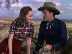 Dodge City 1939 Errol Flynn Olivia de Havilland
