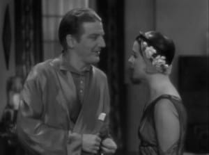 1931 God's Gift to Women Frank Fay and Louise Brooks