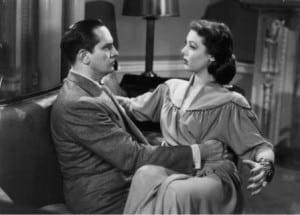 1941 bedtime story fredric march and loretta young