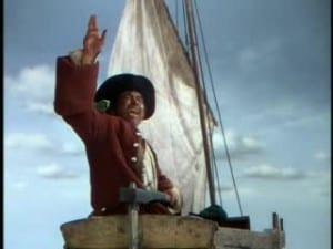 1950 Treasure Island Robert Newton
