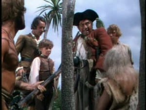 1950 Treasure Island the lost treasure