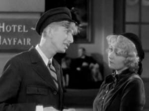 Blondie Johnson 1933 Joan Blondell and Sterling Holloway
