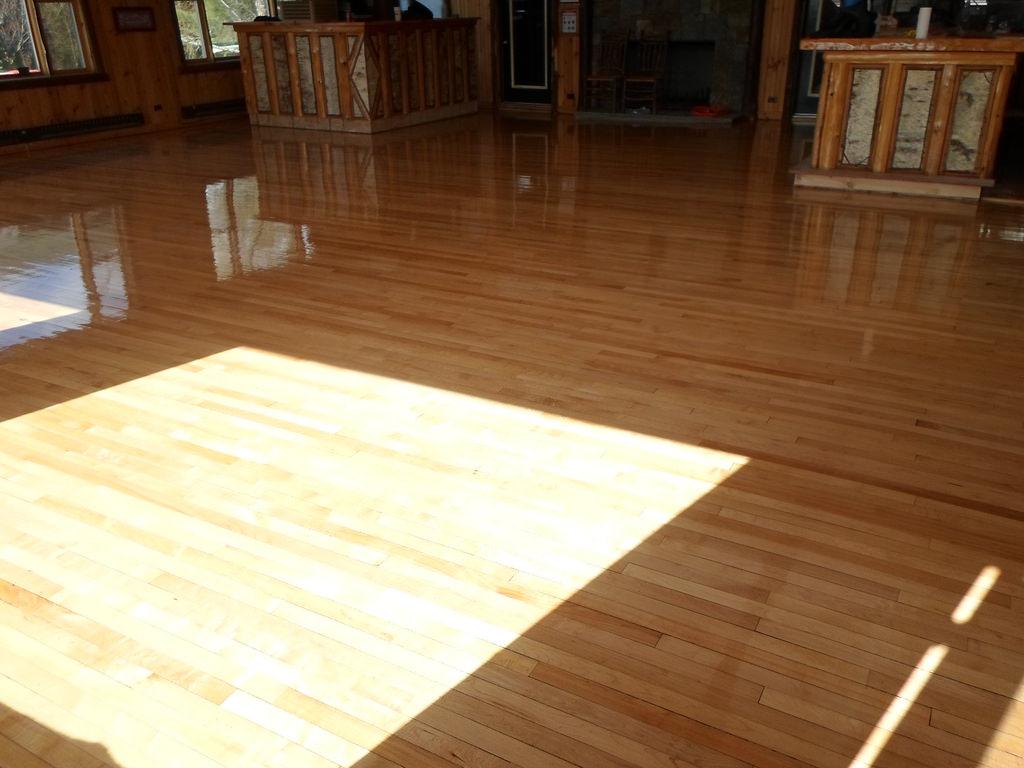 Hardwood Floor Color Options