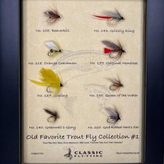 Framed Flies