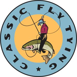 Classic Fly Tying Color Emblem