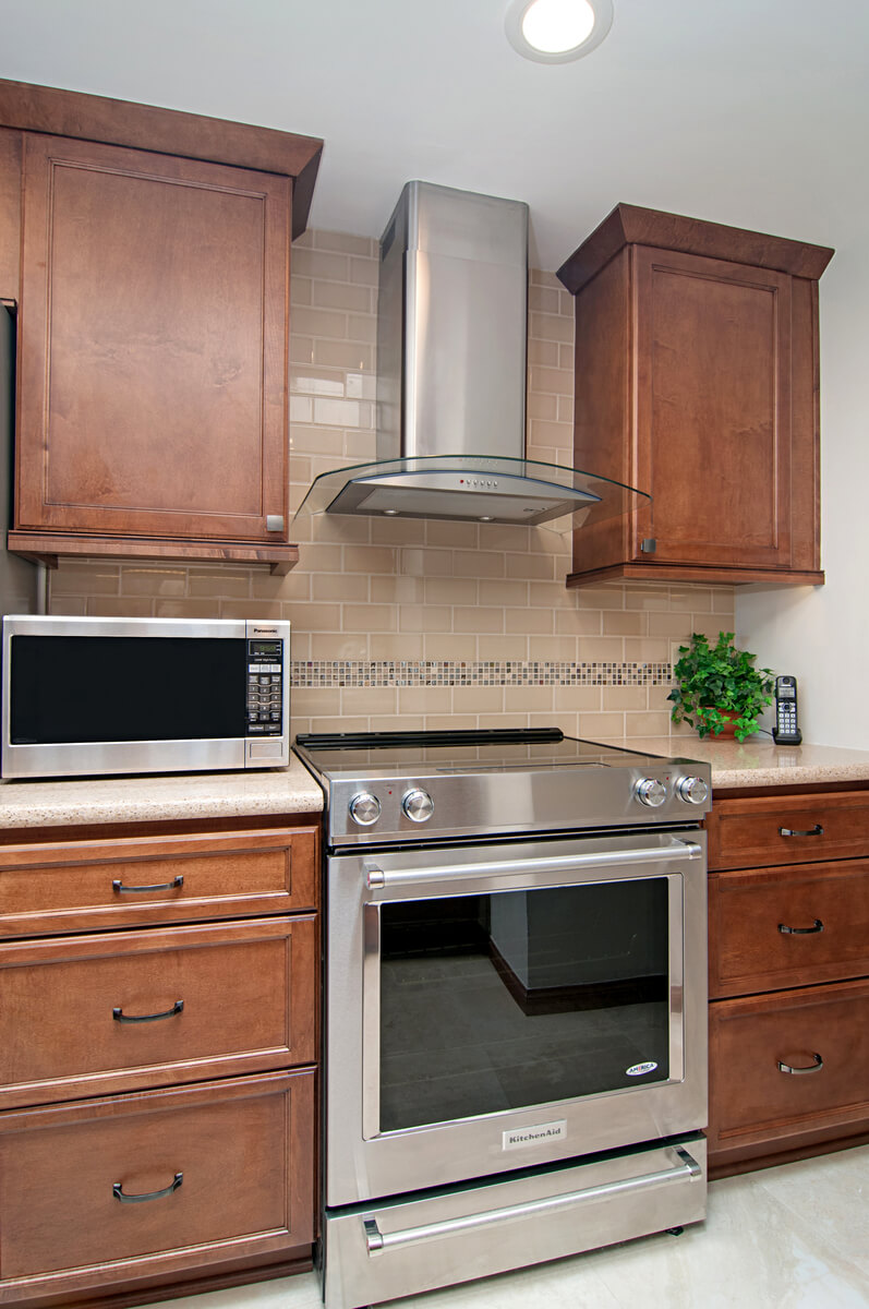 Galley Kitchen Remodel San Diego Classic Home Improvements