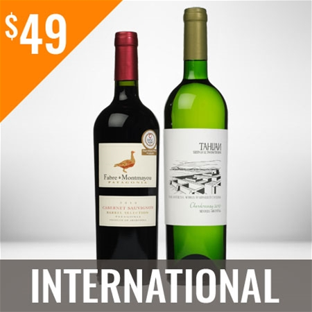 International Wine Club Four Shipment Membership