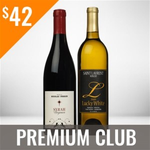Premium Wine Club Six Shipment Membership