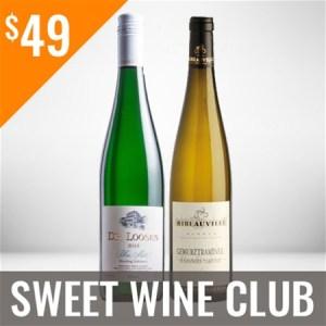 Sweet Wine Club Four Shipment Membership
