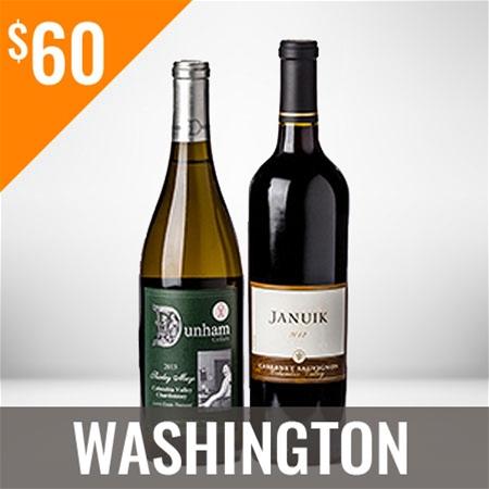 Washington Wine Club Monthly Membership
