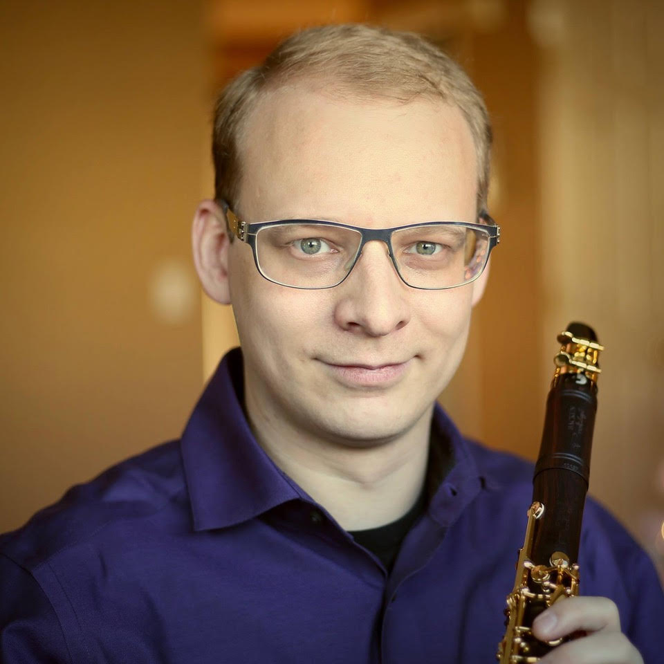 Sean Perrin of clarineat.com