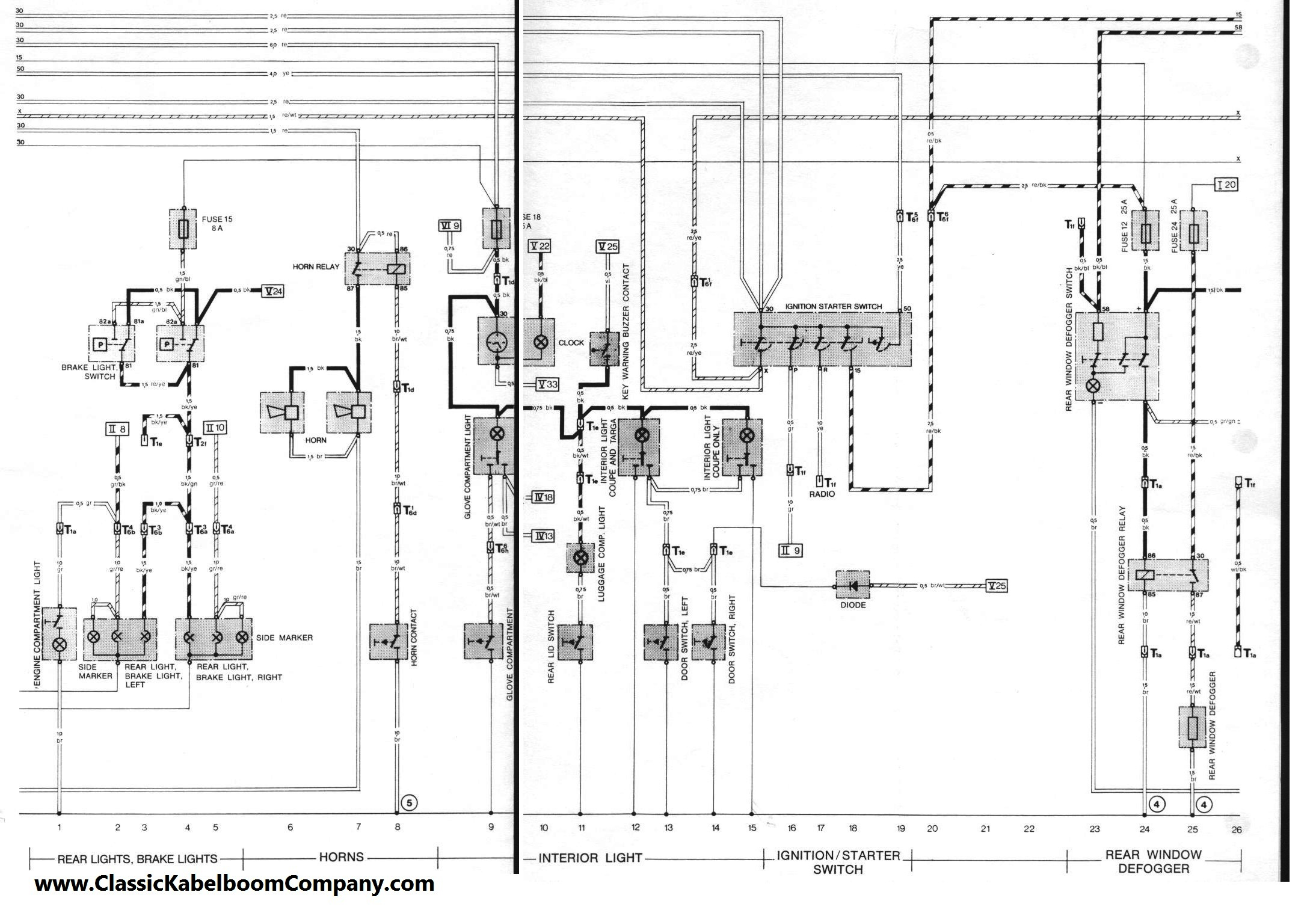 Fascinating Porsche 356a Wiring Diagram Photos - Best Image Wire | 458