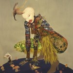 Riding Death in My Sleep by Wangechi Mutu