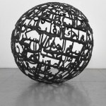 "Ghada Amer ""The Words I Love Most"""
