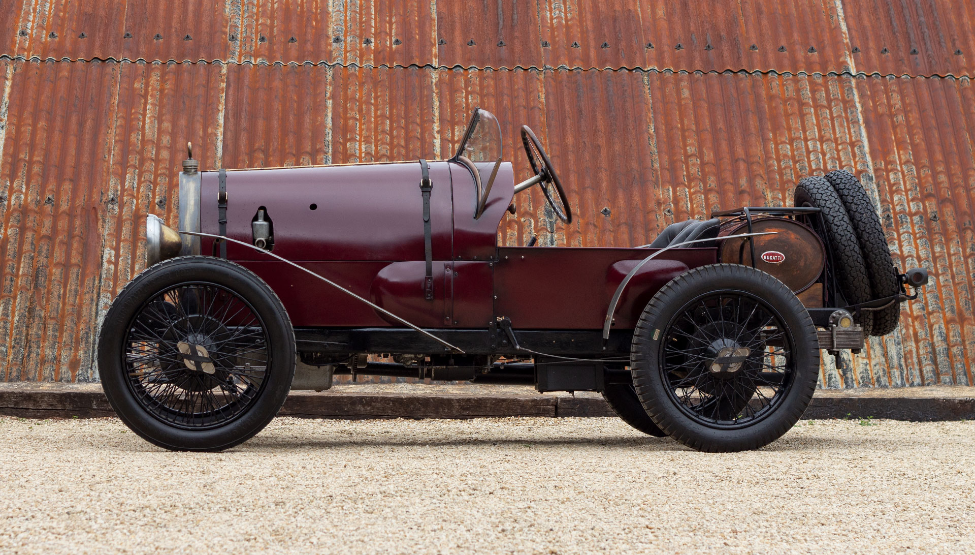 Autoart is committed to producing the best quality scale models … SOLD - 1924 Bugatti Type 13 Brescia - The Classic Motor Hub