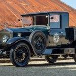 Sold 1926 Rolls Royce 20hp Pickup The Classic Motor Hub