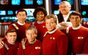 Gunsmoke and Star Trek are the Same Show -