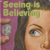 Seeing Is Believing by Carter Dickson aka John Dickson Carr
