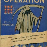 A Minor Operation by J J Connington