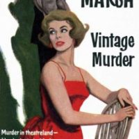 Vintage Murder by Ngaio Marsh